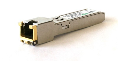 Clavister SFP Gigabit Transceiver, 1000BASE-T, RJ45