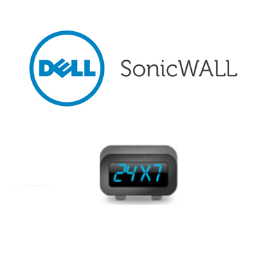 SonicWall GMS E-Class - 24x7 Software Support for 10 Nodes