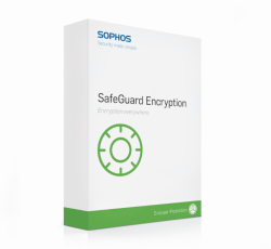 Sophos SafeGuard Data Exchange - License